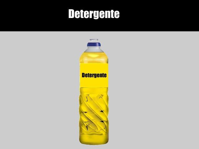 detergente para desentupir esgoto